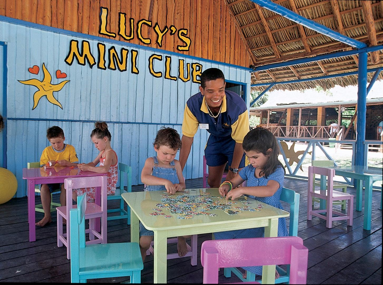 Iberostar Tainos Kids Club