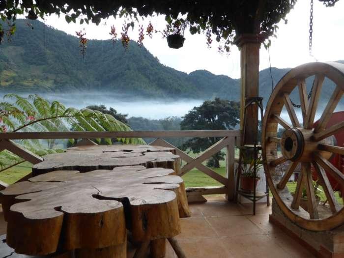 Accommodation in Acul, Nebaj, Ixil Triangle