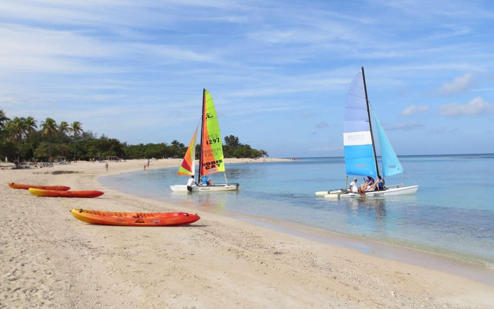 Playa Arroyo Bermejo at Jibacoa, Cuba