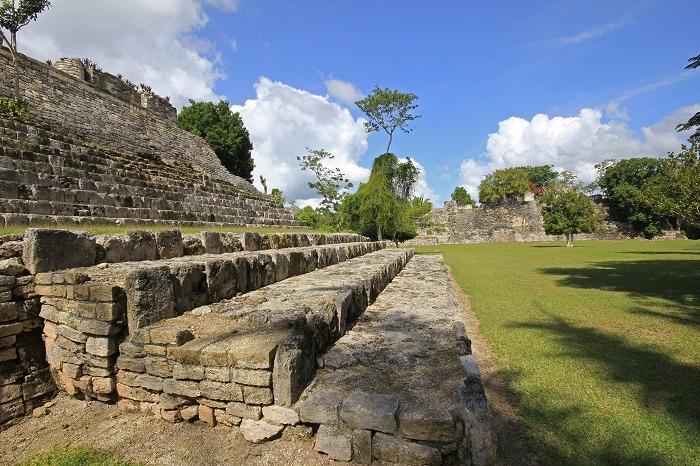 Mayan ruins in Yucatan Pensinsula