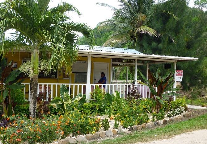 Mennonite bakery in Belize