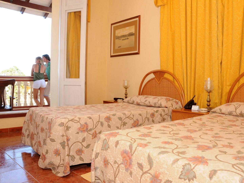 La Habanera Baracoa Room