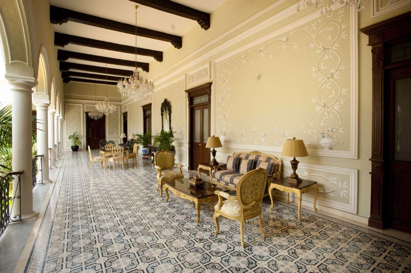 Mansion Merida Landing