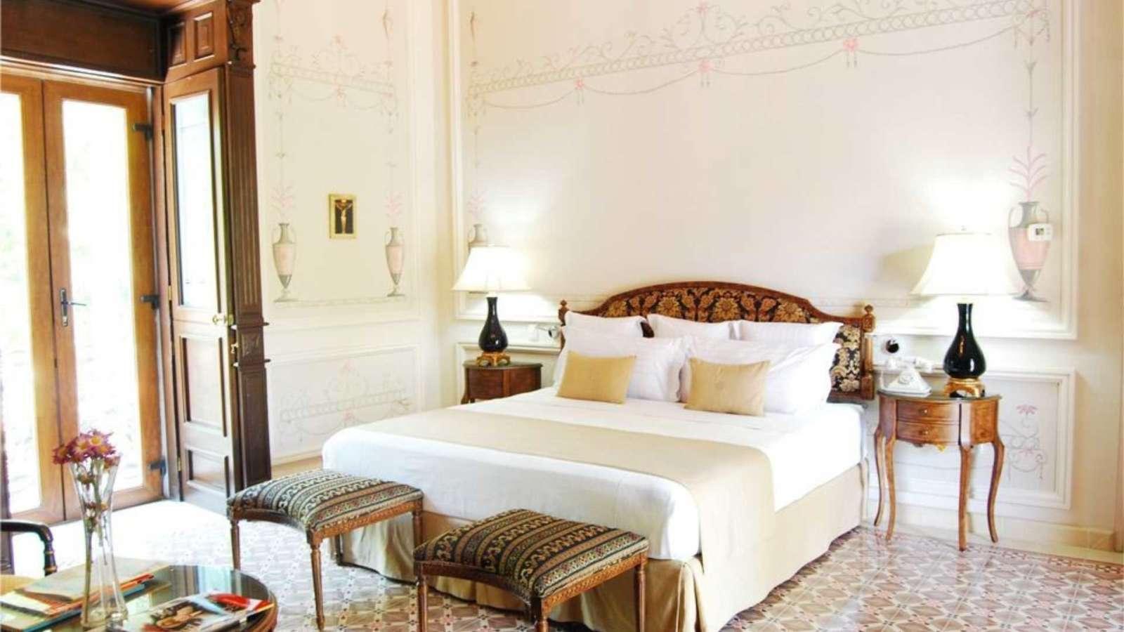 Room at hotel Mansion Merida