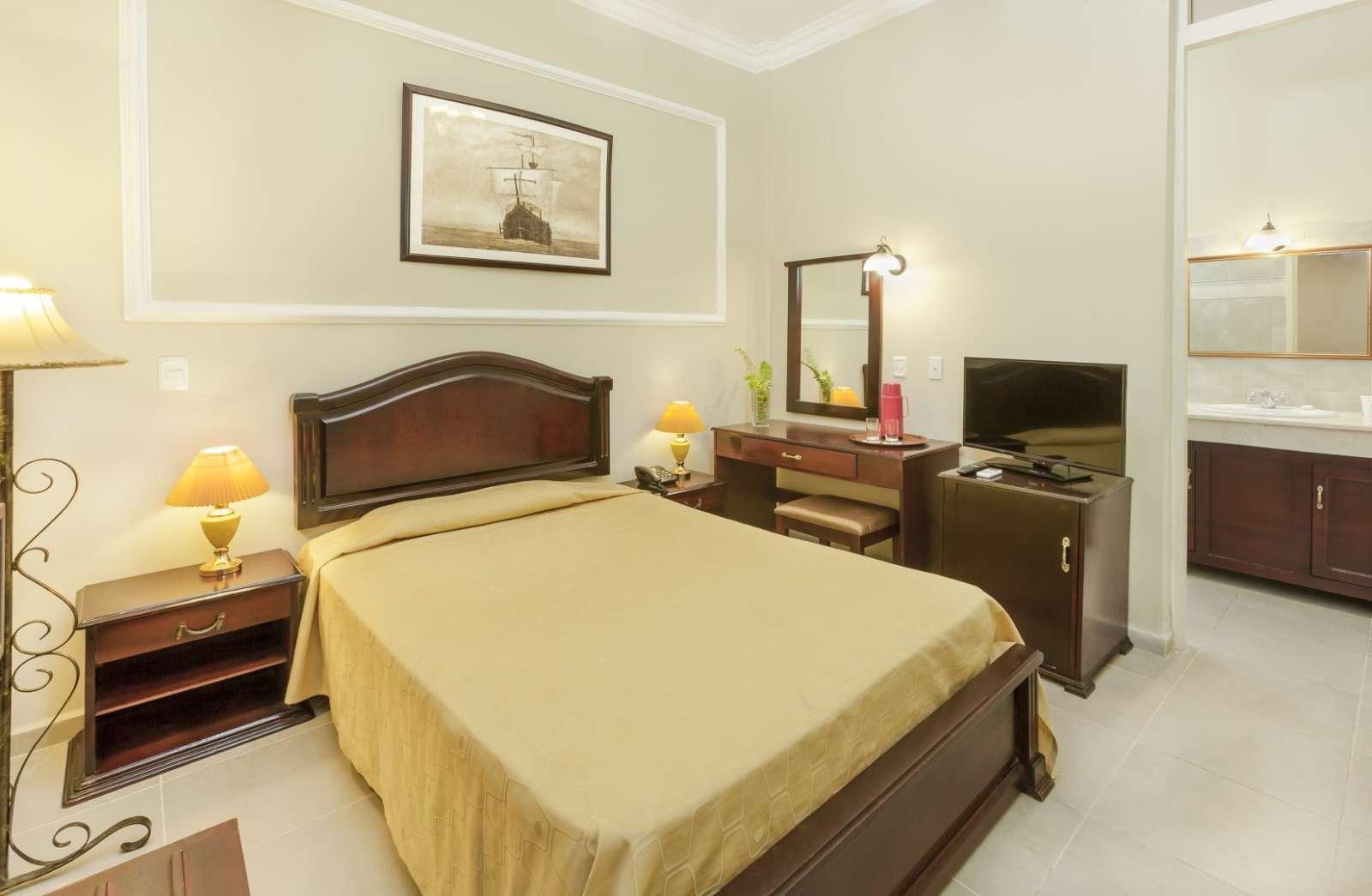 Bedroom at Melia Colon in Camaguey