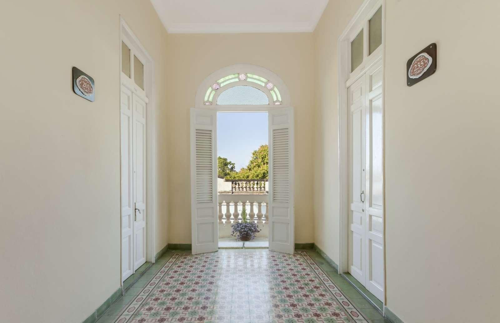 Corridor at Melia Colon in Camaguey