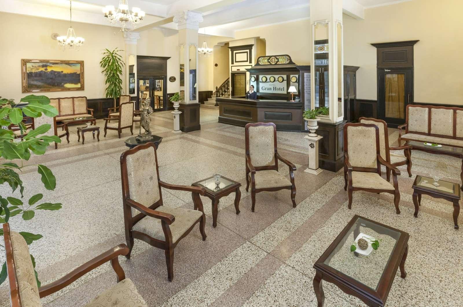 Lobby of Melia Gran Camaguey