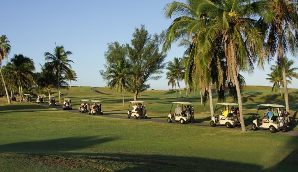 Golf at Melia Las Americas