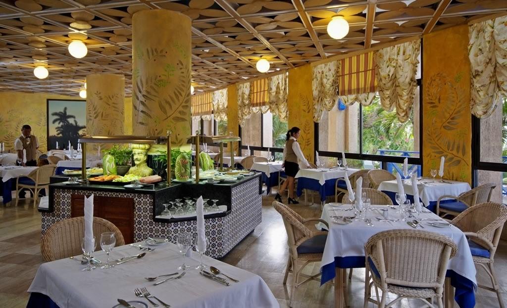 Melia Las Americas Hotel Restaurant