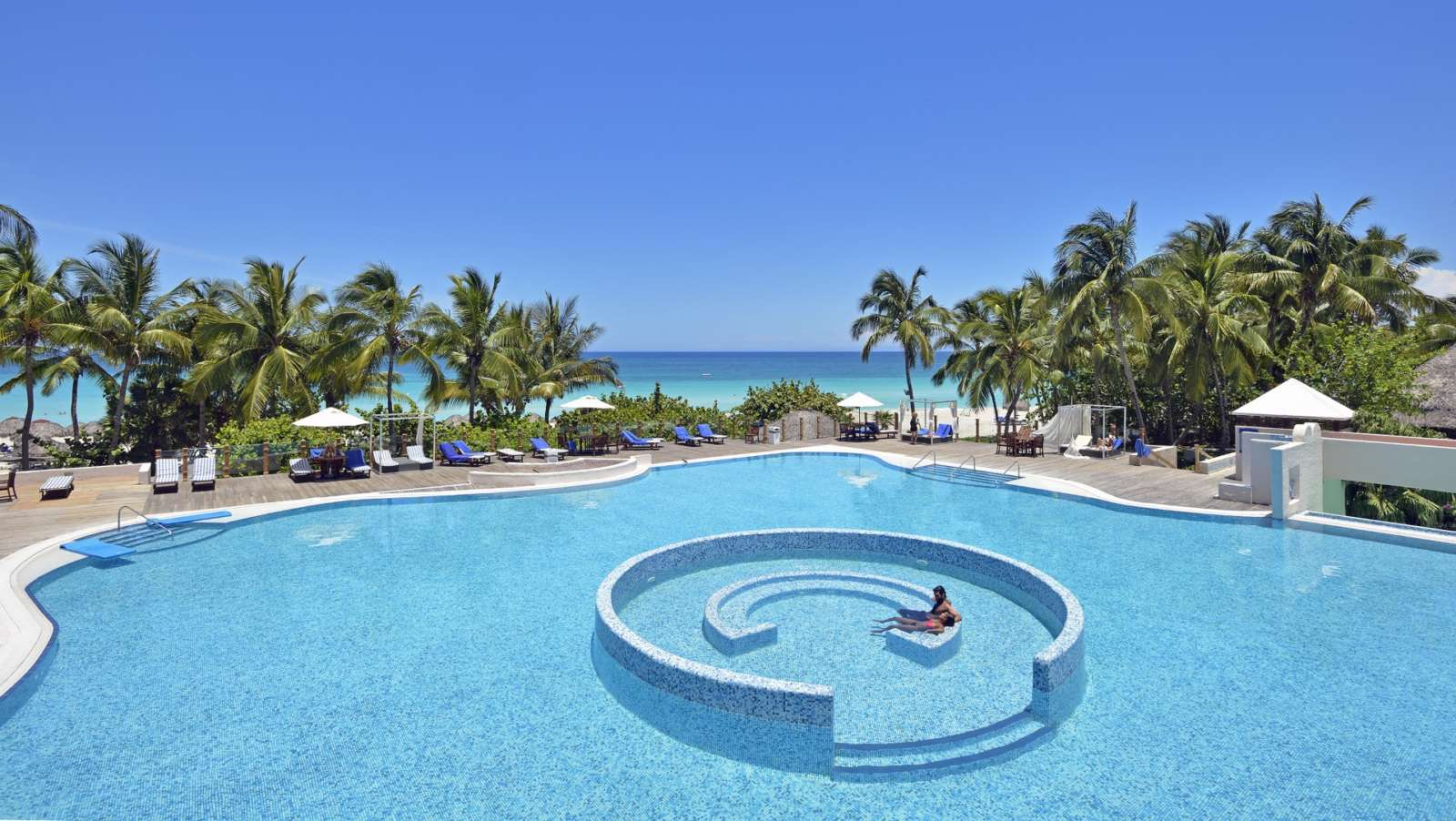 Melia Las Americas Hotel Swimming Pool