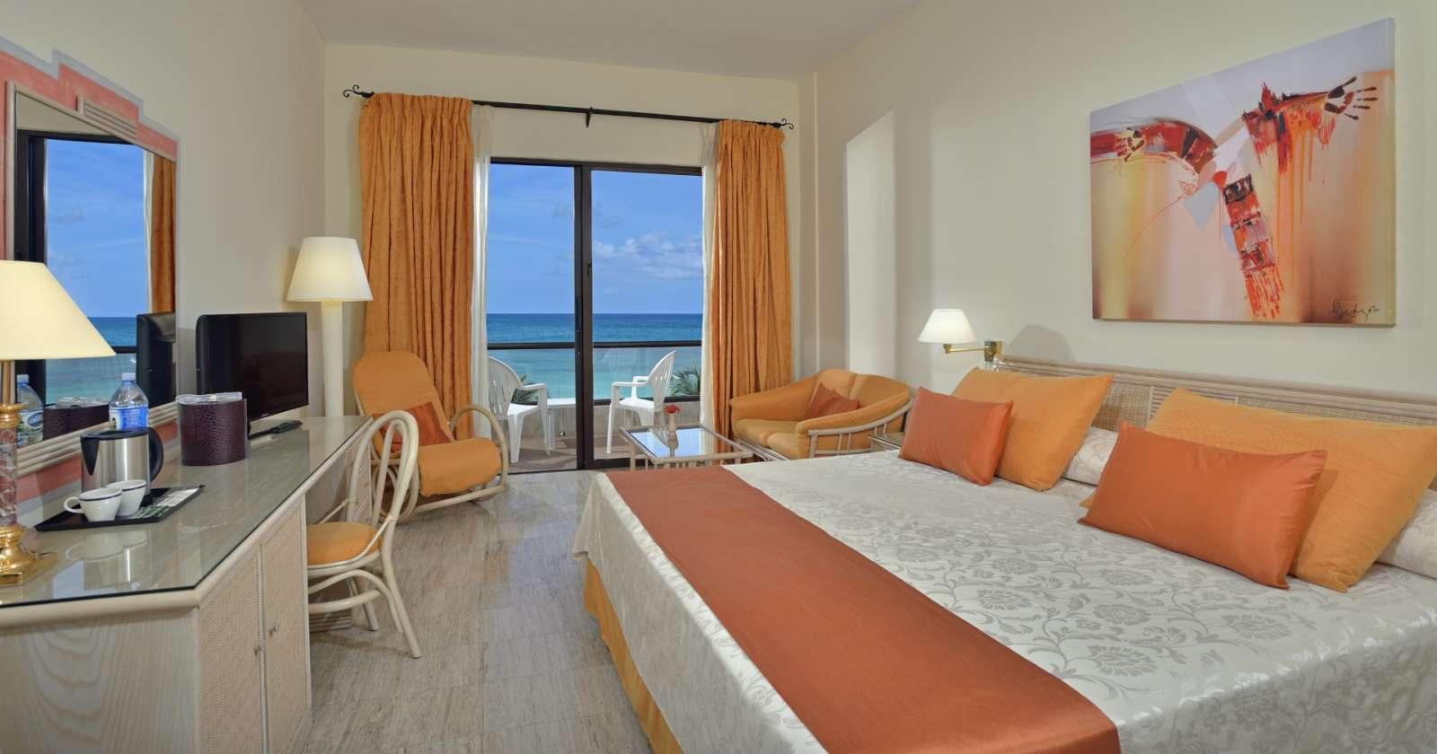 Melia Las Americas Seaview Room