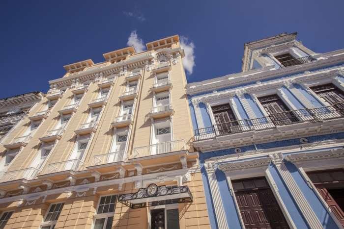 Exterior of Melia San Carlos