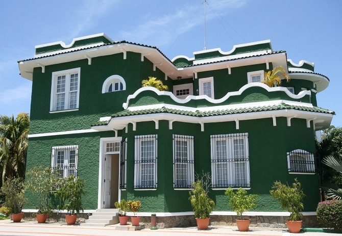 Melia will soon be taking over the Casa Verde in Cienfuegos