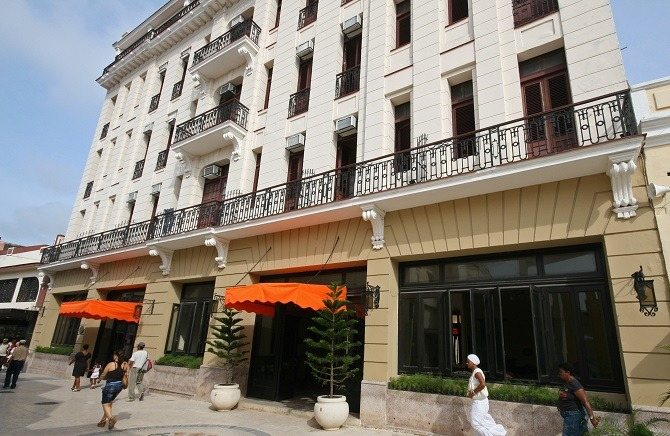 Melia will soon be taking over the Gran Hotel in Camaguey