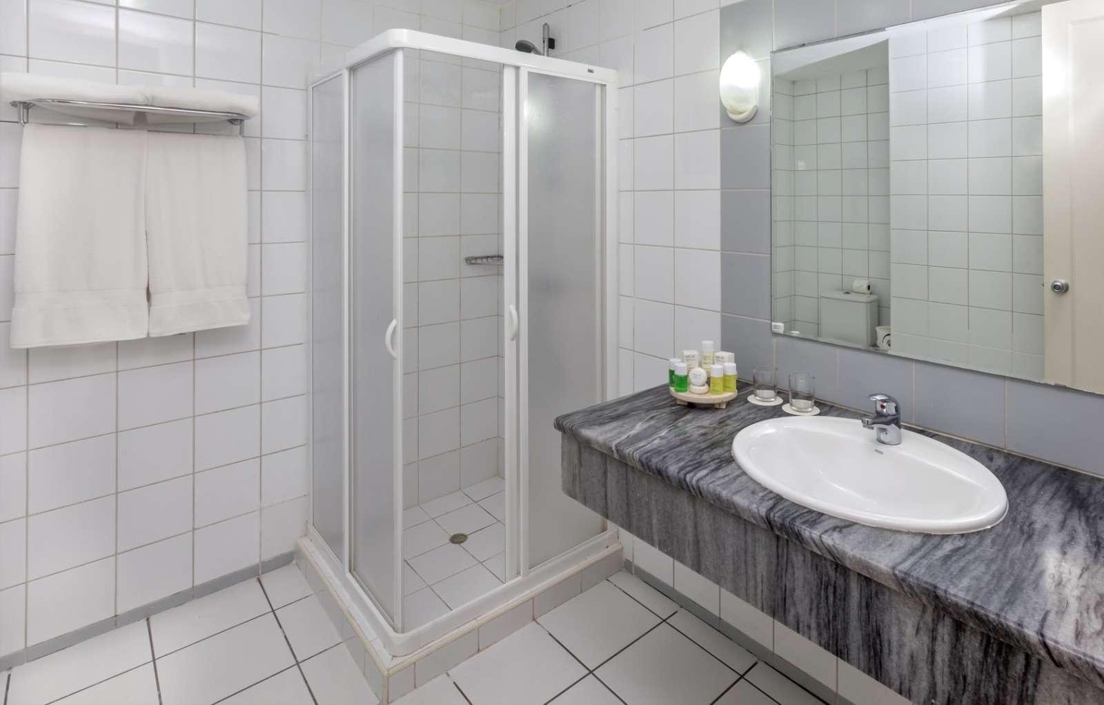 Bathroom at Melia Jagua in Cienfuegos