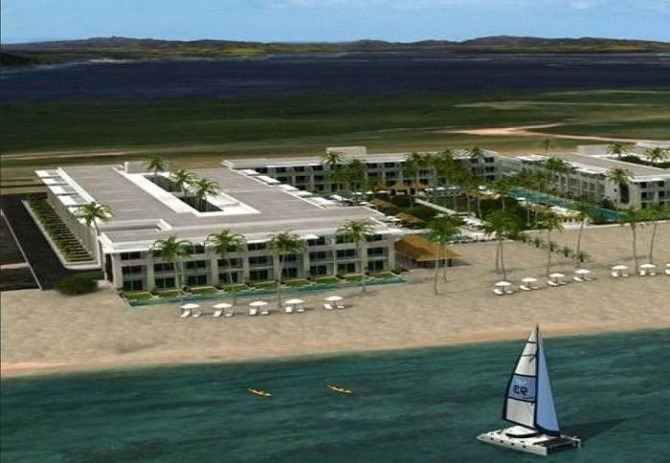 Plans for the Melia Trinidad in Cuba