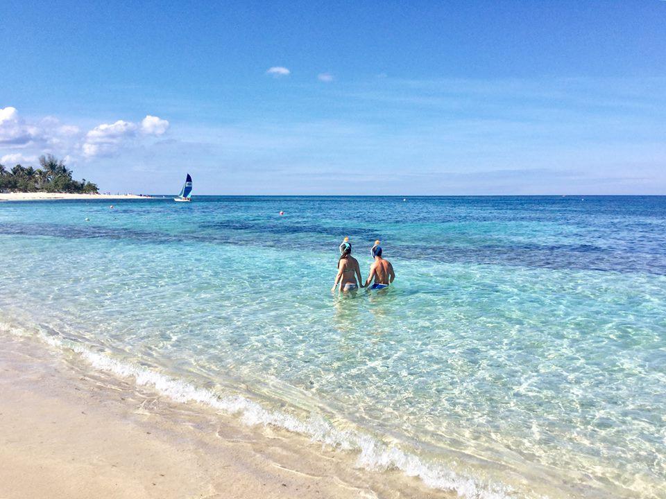 Memories Jibacoa Beach Snorkelling