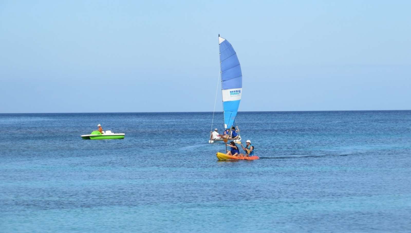 Watersports at Memories Jibacoa