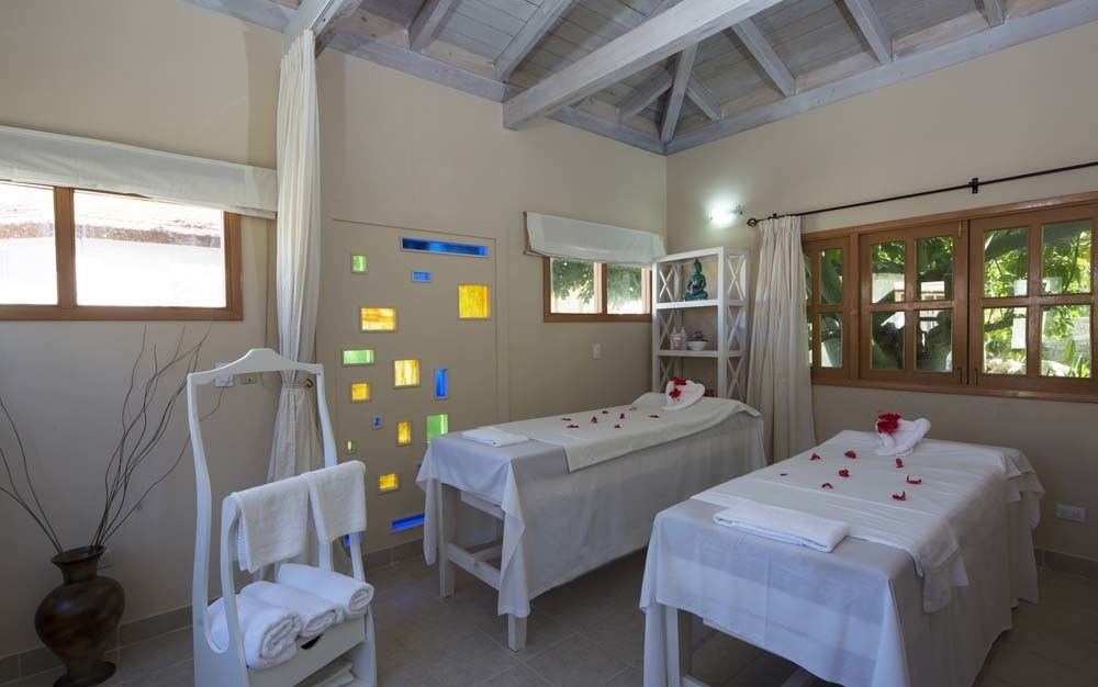 Treatment room at Memories Jibacoa