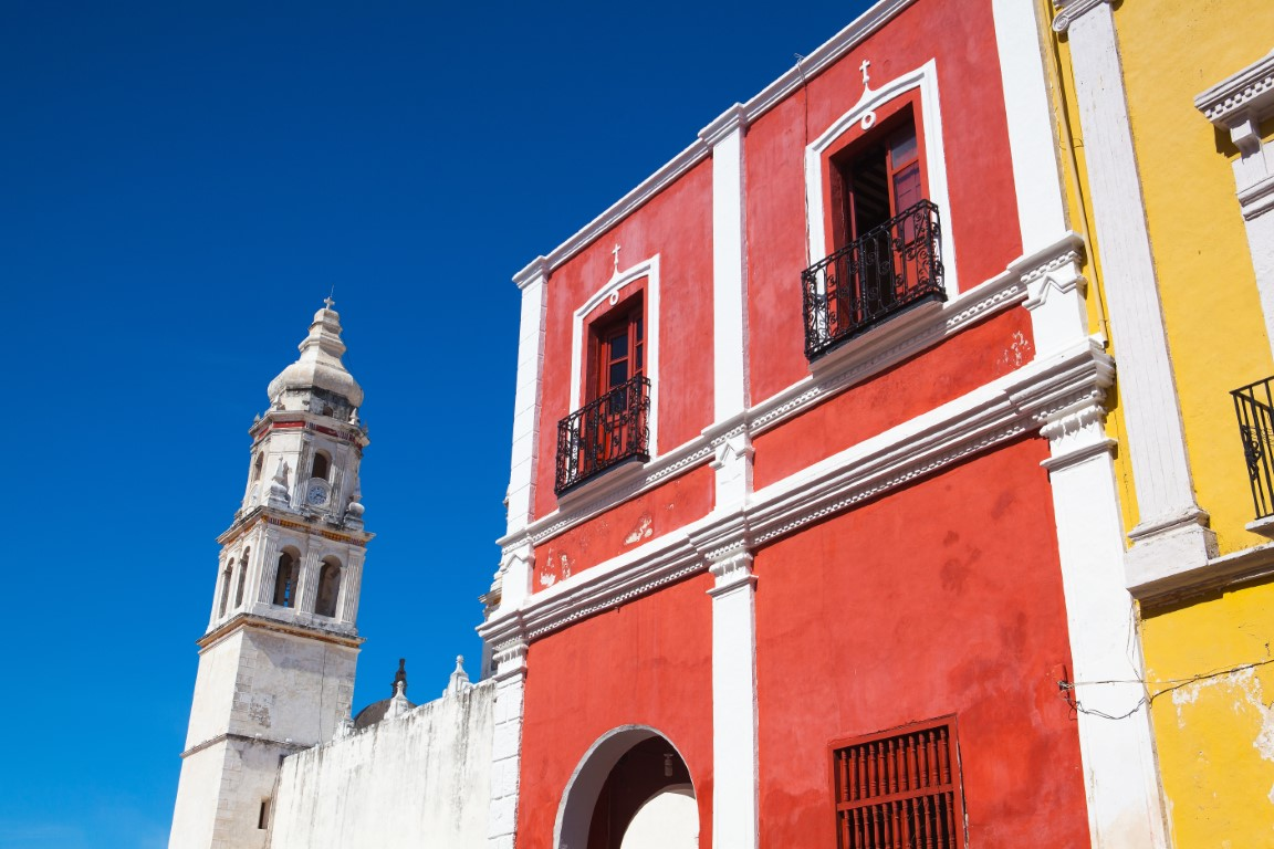 Our Lady Of The Immaculate Conception in Campeche