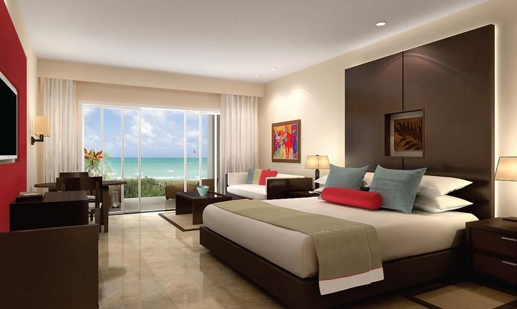 Seaview room at Paradisus Princesa Varadero