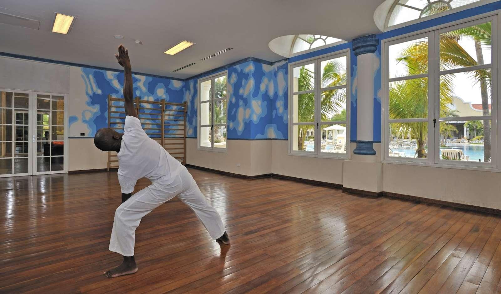 Yoga at Paradisus Princesa Varadero