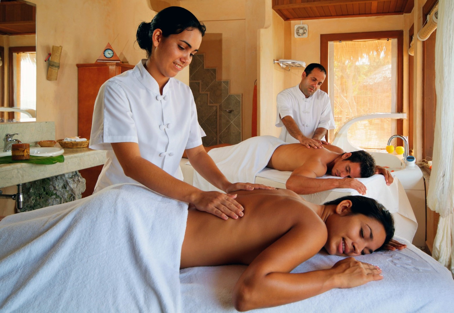 Massage at Paradisus Rio de Oro