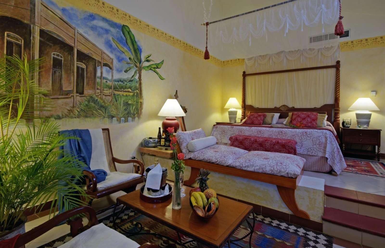Room at the Paradisus Rio de Oro