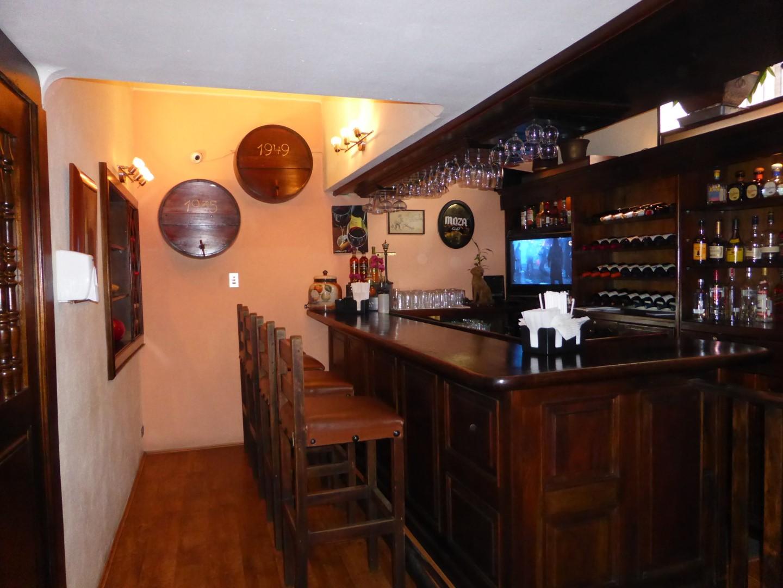 Bar at Pension Bonifaz in Quetzaltenango