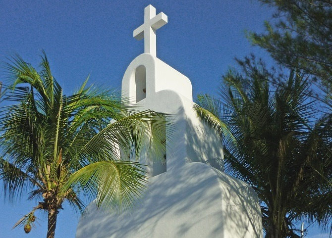 PlayaDelCarmenChurch