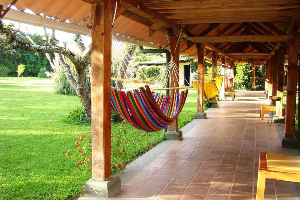 Posada Don Rodrigo Atitlan Garden