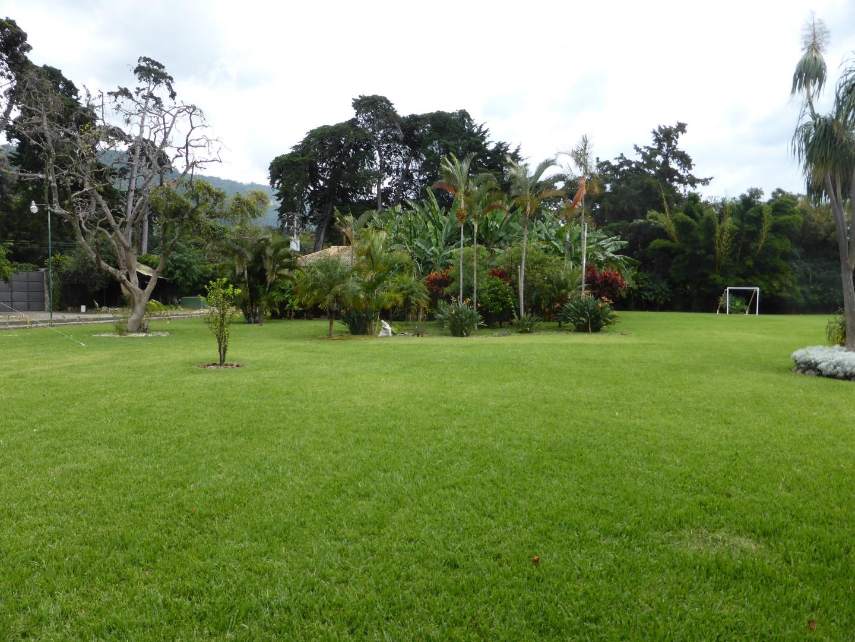 Gardens at Posada Don Rodrigo, Lake Atitlan
