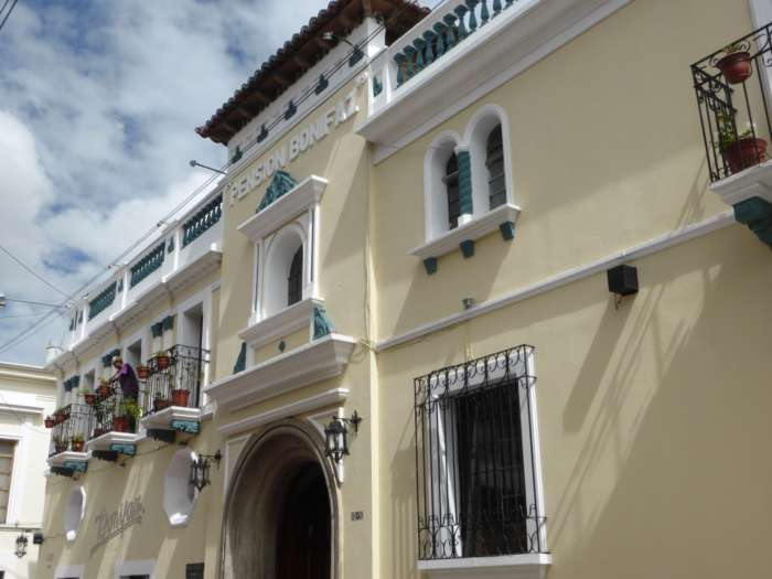 Accommodation in Quetzaltenango