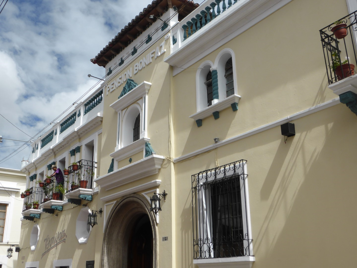 Accommodation in Quetzaltenango