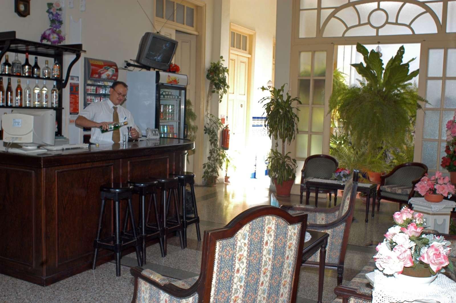 Bar at Hostal San Basilio