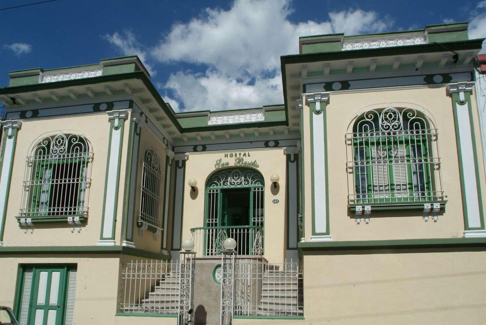 Hotel San Basilio Santiago de Cuba