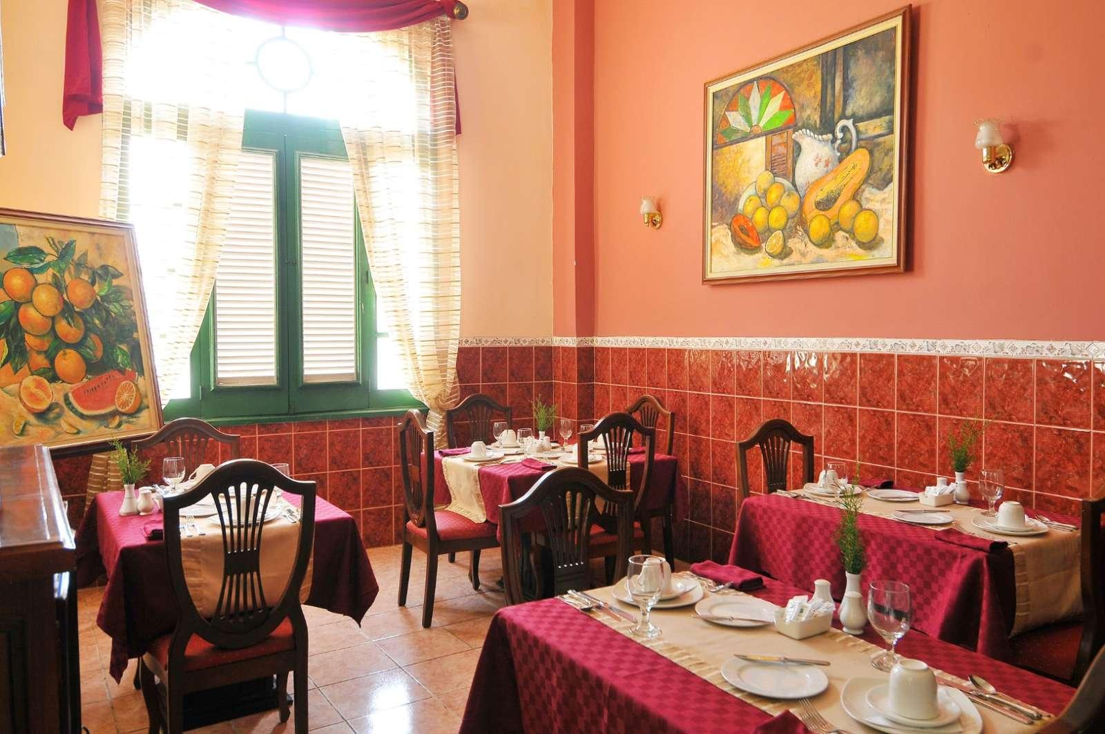 Restaurant at Hostal San Basilio
