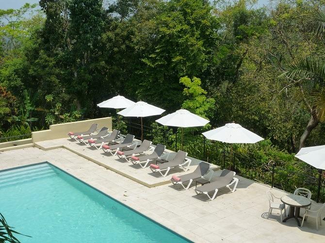 Pool at San Ignacio Resort
