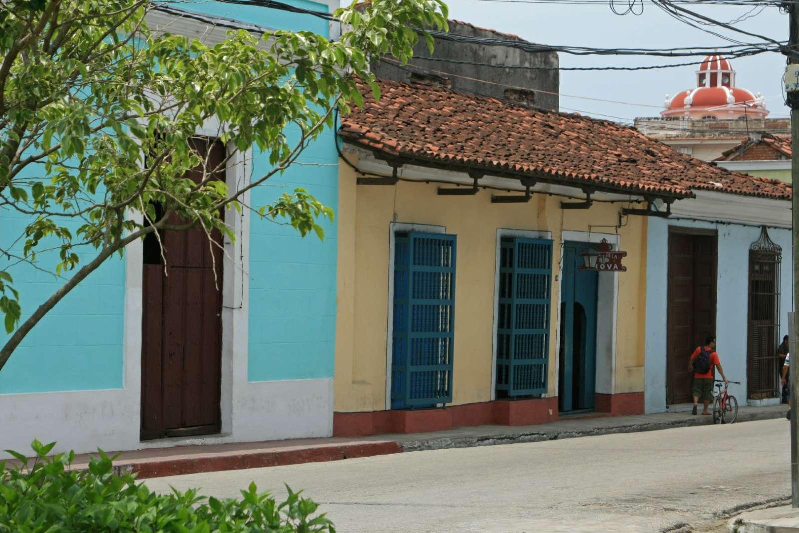 Casa de la Trova in Sancti Spiritus, Cuba