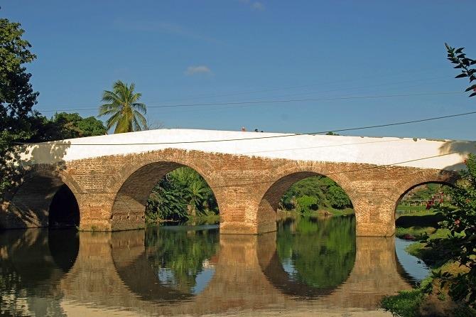Puente Yayabo in Sancti Spiritus