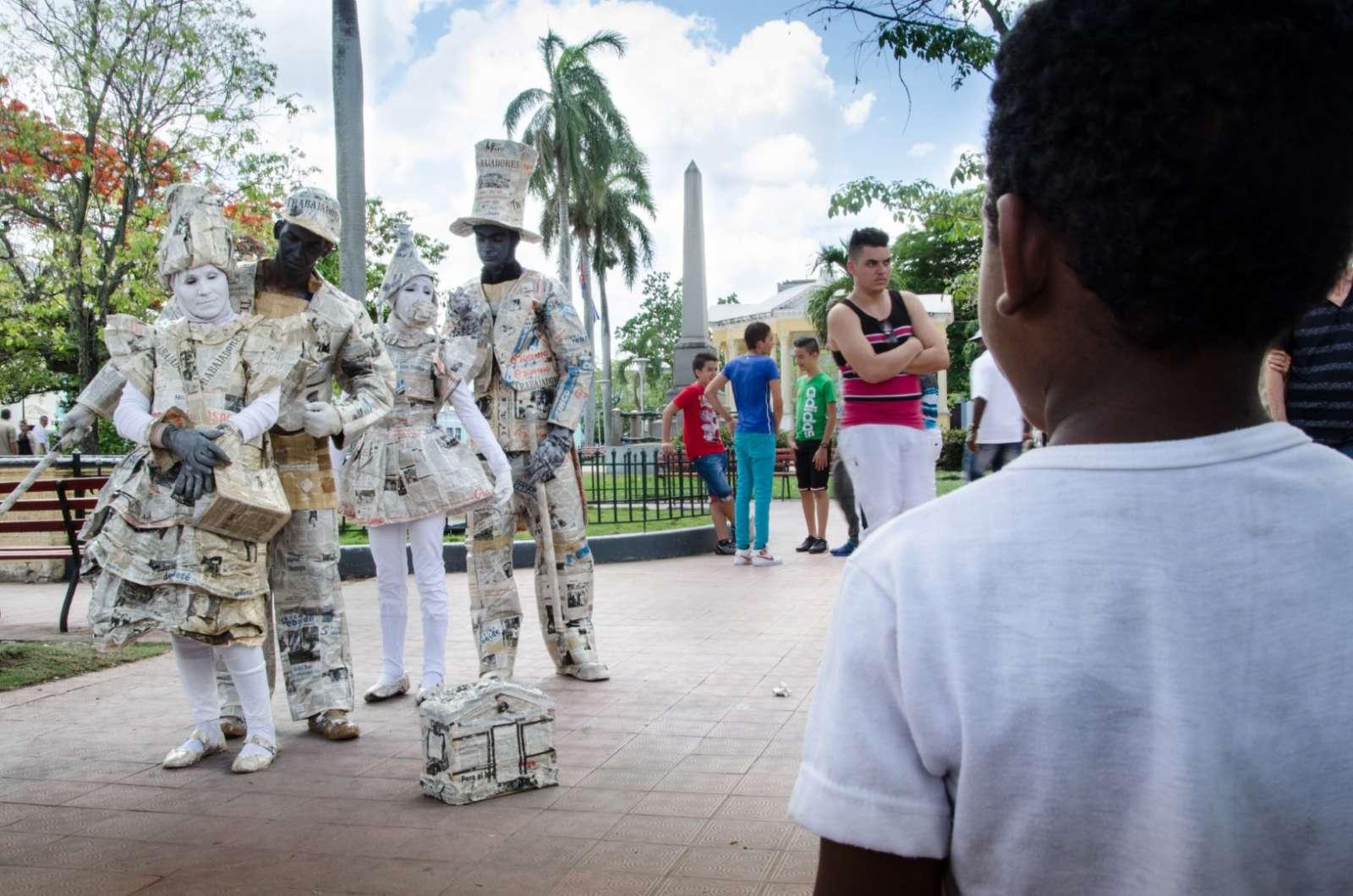 Santa Clara Cuba Festival