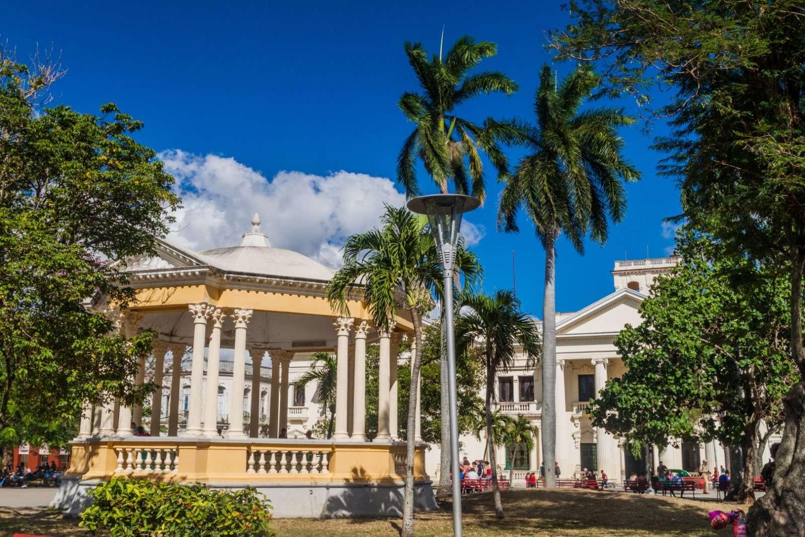 Parque Vidal in Santa Clara, Cuba