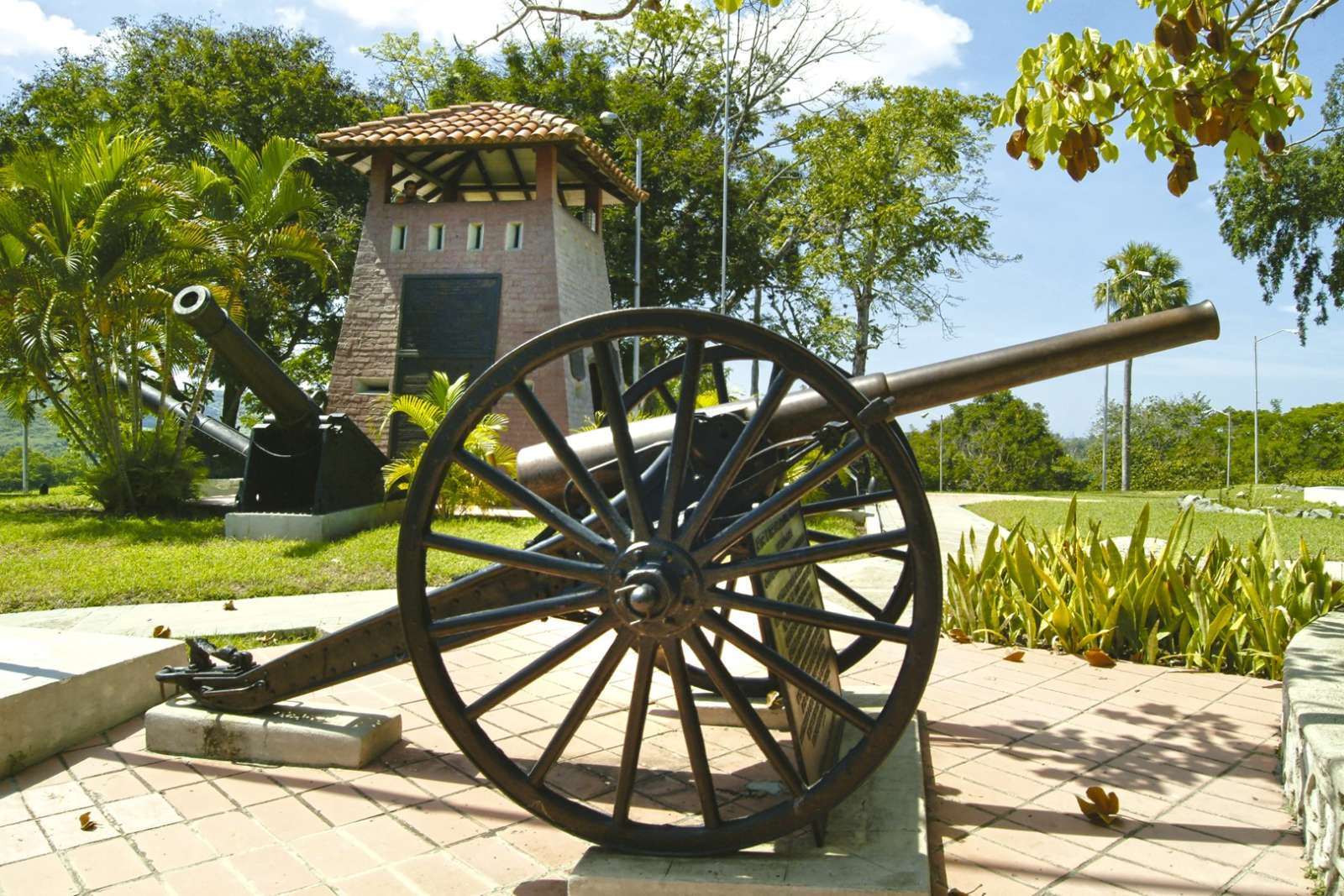 Santiago De Cuba Cannon