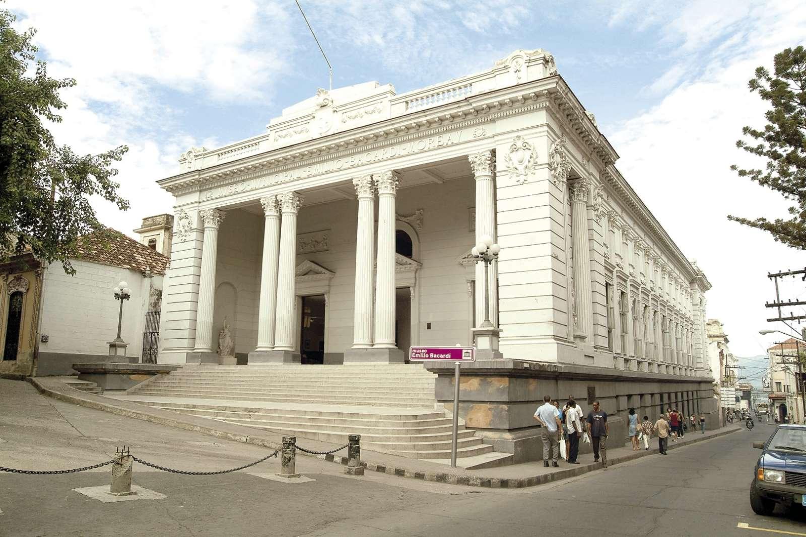 Bacardi Museum in Santiago de Cuba