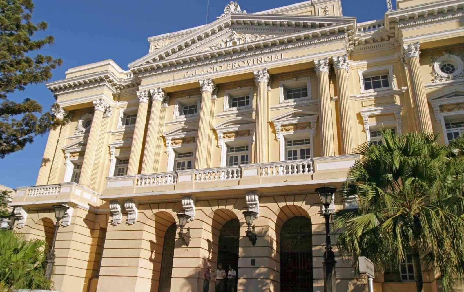 Palacio Provincial in Santiago de Cuba
