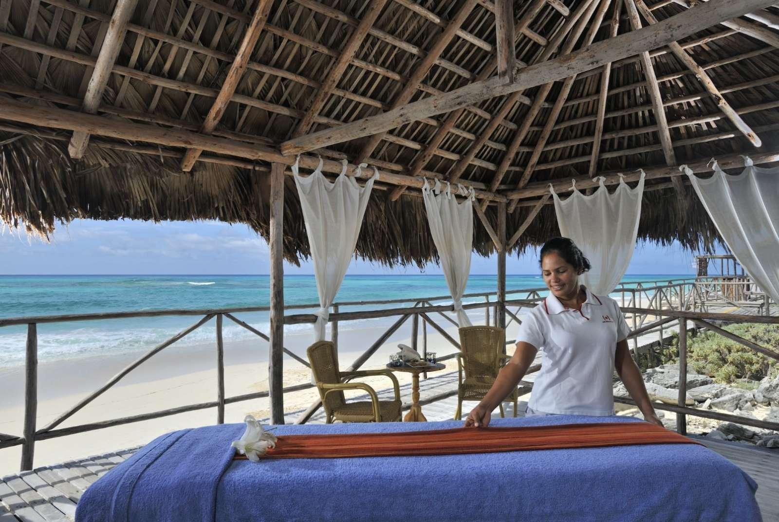 Sol Cayo Largo Massage