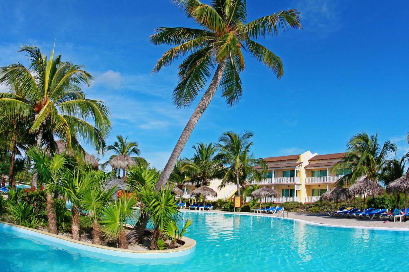 Pool at Sol Cayo Largo