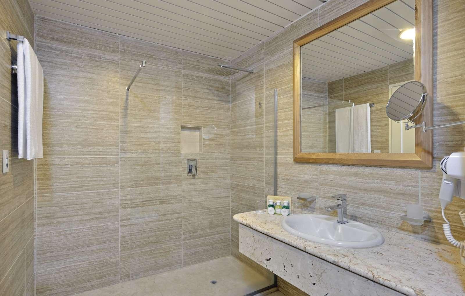 Bathroom at Sol Rio De Luna Y Mares