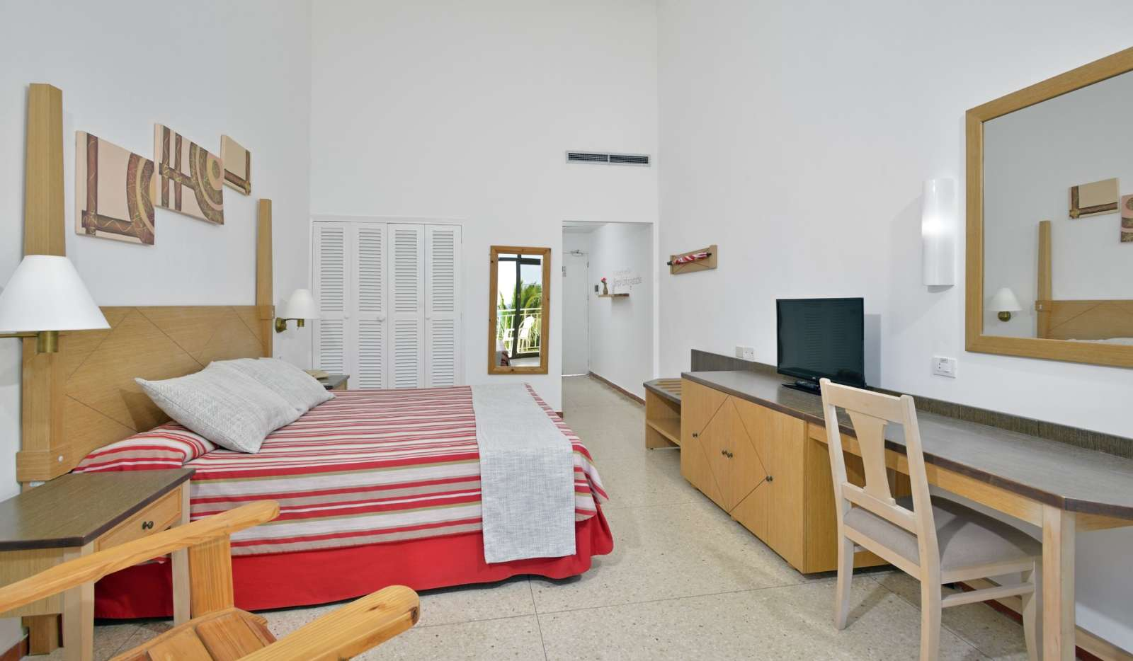 Double room at Sol Rio De Luna Y Mares