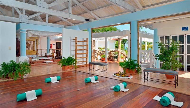 Yoga at Sol Rio De Luna Y Mares